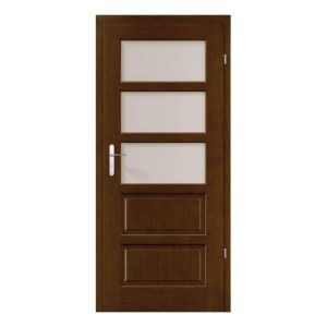 Toledo model 3 usi interior cu furnir natural Porta Doors