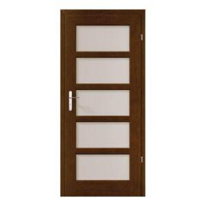 Toledo model 5 usi interior cu furnir natural Porta Doors
