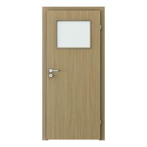 Verte Basic geam mic model usi interior mdf Verte Doors