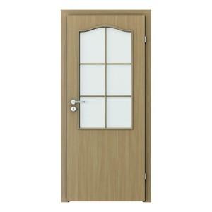 Verte Basic grila mica model usi interior mdf Verte Doors