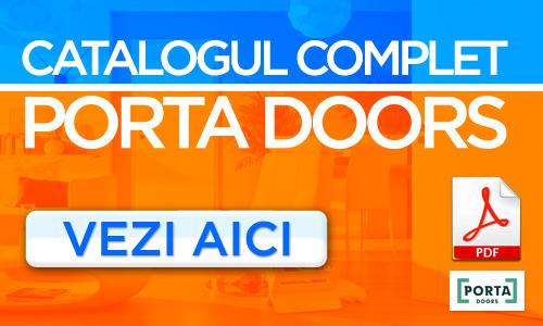 catalog modele usi interior si exterior Porta Doors