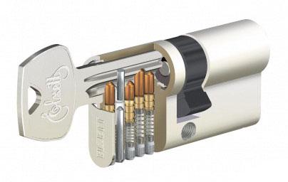 cilindru de siguranta Elzett model Nova 35x45