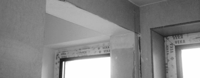 golurile de zidarie la usi de interior