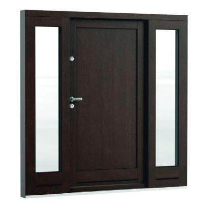 panou lateral dublu cu sticla pentru usa de stanga ECO