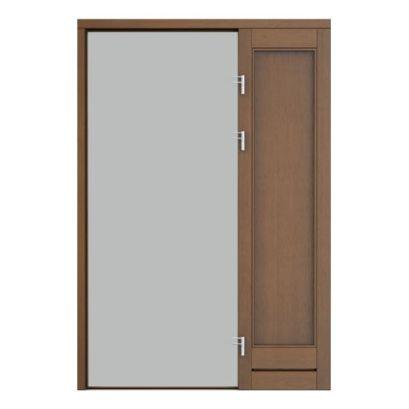 panou lateral simplu de dreapta cu panou pentru usa de dreapta ECO