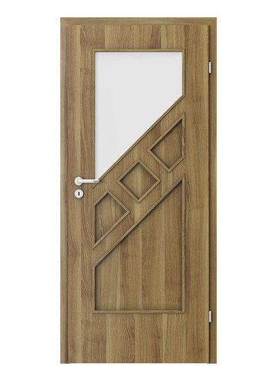Porta Fit D.1 - model usi lemn Porta Doors