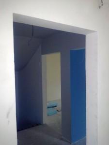 vedere goluri usi dormitoare vazute din cadrul singurul gol OK